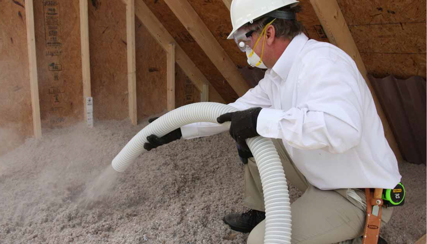 pest control insulation residential